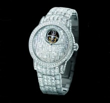 BLANCPAIN Tourbillon Diamants : A stunning adornment for an exceptional creation