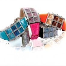 ICELINK - « Bikini » collection, the glam-chic-diams watch that dresses you.