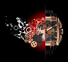 REBELLION - Newcomer rebellion storms into the high-end of the swiss watchmaking world