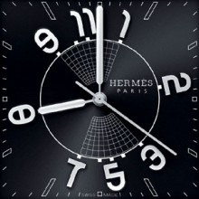 "HERMES - The Cape Cod H1 ""Grand Hours"" watch"