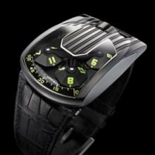 URWERK - Hexagon Black
