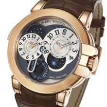 HARRY WINSTON - Ocean Dual Time