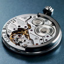 CARL F. BUCHERER - A movement for a new age: the automatic CFB A1000 caliber from Carl F. Bucherer.