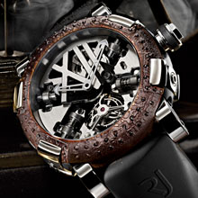 RJ - ROMAIN JEROME ROMAIN JEROME - Tourbillon Steampunk