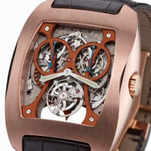 "CONFRERIE HORLOGERE - The ""Pulsion"" Tourbillon Chronograph"