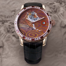 GEBSON - A New Fine-Art Swiss Watch Brand Is Born
