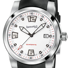 EBERHARD & CO - Scafomatic : Sporty, Character, Large numbers