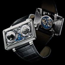 MB & F - MB&F and artist Sage Vaughn ready to make a strong statement at Only Watch