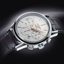 LONGINES - The Longines Column-Wheel Chronograph