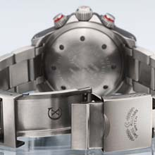 20'000 FEET by CX SWISS MILITARY WATCH - the record-breaking mechanical timepiece !