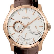 EBEL - Pink Gold Classic Hexagon