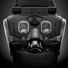 URWERK - The UR-202 Turbine Automatic
