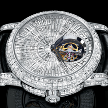 BLANCPAIN - Tourbillon Diamants