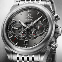 OMEGA - De Ville 4-Counters Co-Axial Chronograph