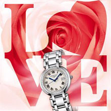 LONGINES Valentine's Day 2010
