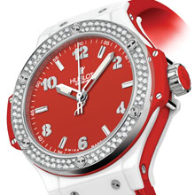 HUBLOT Big Bang In Red
