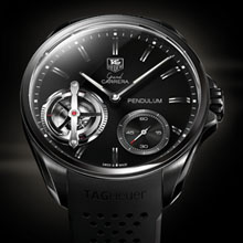 TAG HEUER The first-ever mechanical movement
