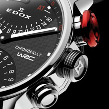 EDOX A real instrument dedicated to rally drivers