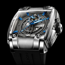 REBELLION REB-7 Regulateur Blue Version