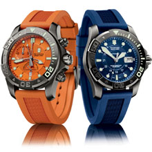 VICTORINOX SWISS ARMY Dive Master 500 BlackIce Chrono & Mecha