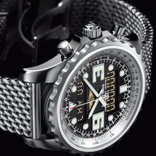 BREITLING Chronospace, the new instrument for pilot