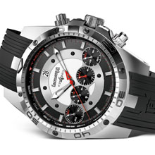 EBERHARD & Co Chrono4 BadBoy, the untameable force of time