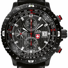 CX SWISS MILITARY WATCH Hurricane