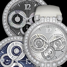 HARRY WINSTON Premier collection 2010