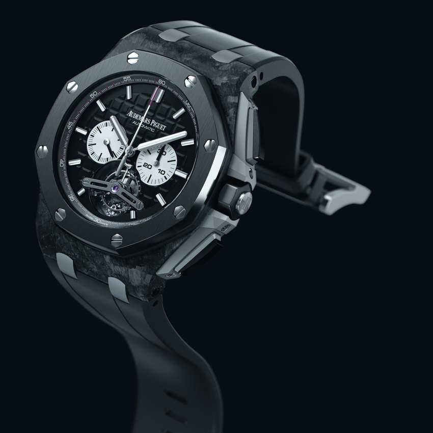 AUDEMARS PIGUET Royal Oak Offshore Selfwinding Tourbillon Chronograph