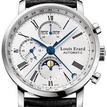 LOUIS ERARD Excellence Moon Phase 24 hour