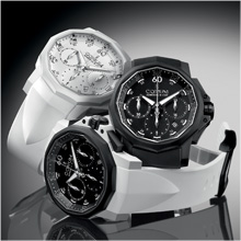 CORUM Admiral's Cup Challenger 44 Chrono Rubber