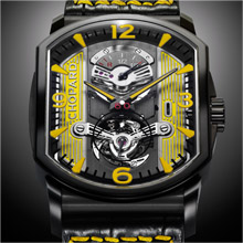 CHOPARD DLC Titanium L.U.C Engine One Tourbillon [Only Watch 2011]