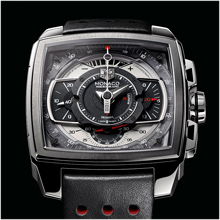 TAG HEUER Monaco Mikrograph 1/100th Of a Second [Only Watch 2011]