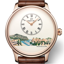 JAQUET DROZ Petite Heure Minute [Only Watch 2011]