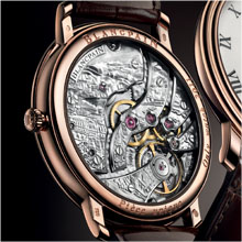 BLANCPAIN Villeret Grande Décoration [Only Watch 2011]