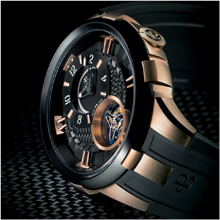 PERRELET The Automatic Flying Tourbillon