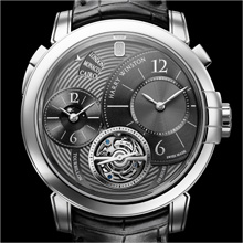 HARRY WINSTON Midnight GMT Tourbillon [Only Watch 2011]