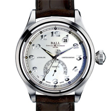 BALL WATCH Trainmaster Celsius