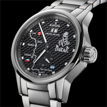 "EDOX ""Dakar"" Limited Edition watch"