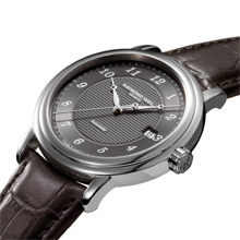 Raymond Weil supports, with Maestro, the fight against cancer