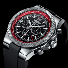 BREITLING Bentley GMT «V8»