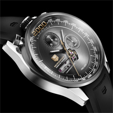 TAG HEUER Reinventing the Regulator, the Mikrogrider
