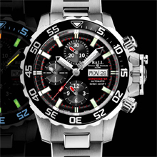 BALL WATCH Engineer Hydrocarbon Nedu