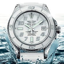 BREITLING Superocean 42 White Water