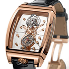 CORUM - Golden Bridge Tourbillon Panoramique