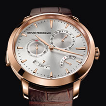 GIRARD-PERREGAUX - 1966 Minute Repeater, Annual Calendar & Equation of Time watch