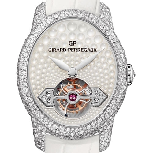 GIRARD-PERREGAUX Cat's Eye Jewellery