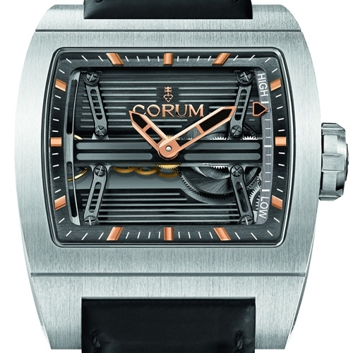CORUM ONLYWATCH Ti-Bridge 3-Day Power Reserve