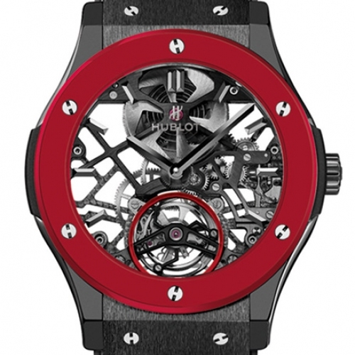 HUBLOT ONLYWATCH Classic Fusion Red Ceramic