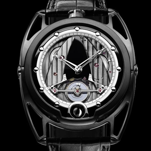 DE BETHUNE DB28 Black collection